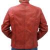 Men's Tom Welling Superman Smallville Jacket back