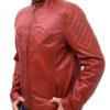 Men's Tom Welling Superman Smallville Jacket right