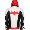The Batman Arkham Knight Jason Todd Cosplay Jacket 4