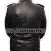 The Walking Dead's Negan Leather Jacket BAck