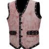 The Warriors Wax vest