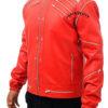 Red-Michael-Jackson-Beat-It-Leather-Jacket-left
