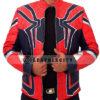 Avengers Infinity War Spiderman Armored Costume Jacket