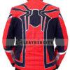 Avengers Infinity War Spiderman Armored Costume Jacket BAck
