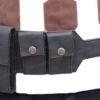Captain America Infinity War Leather Jacket Belt