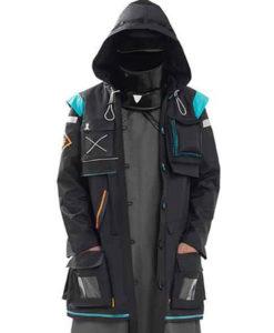 Arknights Doctor Coat