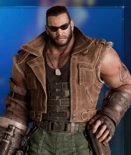 Final Fantasy VII Barret Wallace Vest